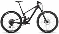 "Велосипед 29"" Santa Cruz TALLBOY 4 C S (2021) Black"