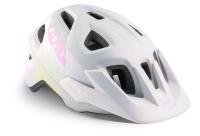 Шлем MET Eldar Iridescent White Texture/Matt