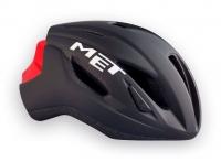 Шлем MET STRALE BLACK/RED