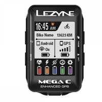 Велокомпьютер Lezyne Mega C GPS Loaded Box (версия с датчиками)