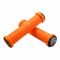 Грипсы RaceFace GRIPPLER,33MM,LOCK ON,ORANGE,P021