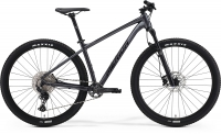 Велосипед MERIDA 2021 BIG.NINE 400 ANTHRACITE(BLACK)