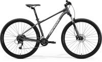 (В наличии в ноябре )Велосипед MERIDA 2021 BIG.NINE 60-2x MATT ANTHRACITE(SILVER)
