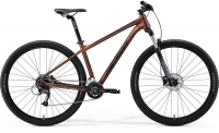 Велосипед MERIDA 2021 BIG.NINE 60-2x MATT BRONZE(BLACK)