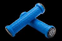 Грипсы RaceFace GRIPPLER,33MM,LOCK ON,BLUE,P300