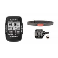 Велокомпьютер Lezyne Super PRO GPS HRSC Loaded черный