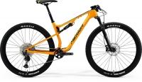 Велосипед MERIDA 2021 NINTY-SIX RC 5000 ORANGE(BLACK)