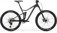 Велосипед Merida 2021 ONE-FORTY 600 SILK ANTHRACITE/BLACK