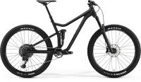 Велосипед MERIDA 2021 ONE-FORTY 800 SILK ANTHRACITE/BLACK