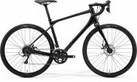Велосипед MERIDA 2021 SILEX 200 чорний(предзамовлення серпень)