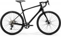 Велосипед MERIDA 2021 SILEX 300 чорний