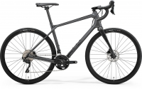 Велосипед MERIDA 2021 SILEX 4000 MATT ANTHRACITE(GLOSSY BLACK)