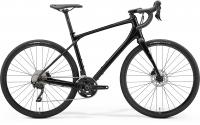 Велосипед MERIDA 2021 SILEX 400 черный