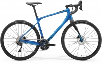 Велосипед MERIDA 2021 SILEX 400 синий
