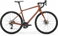 Велосипед MERIDA 2021 SILEX 7000 MATT BRONZE(DARK BROWN)
