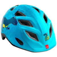 Шлем MET Elfo Blue Dinosaurs/Glossy