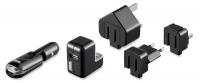 Зарядний пристрій CORE USB/US/GB/12V