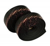 Обмотка керма Nastro Cuscino Neon Orange/Black SILCA