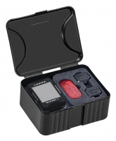 GPS компьютер Lezyne SUPER PRO GPS HR/ProSC LOADED Чорний Y14