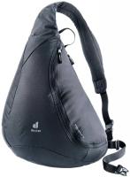 Сумка-рюкзак Deuter Tommy L колір 7000 black