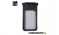 Чехол для телефона на руль Merida Waterproof Smartphone Case Black