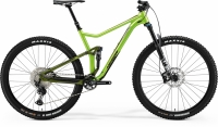 Велосипед MERIDA 2021 ONE-TWENTY 7000 SILK GREEN/LIME