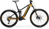 Велосипед MERIDA 2021 eONE-FORTY 400 BLACK/ORANGE