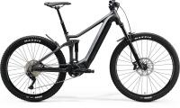 Велосипед MERIDA 2021 eONE-FORTY 400 SILK ANTHRACITE/BLACK