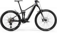 Велосипед MERIDA 2021 eONE-FORTY 700 SILK ANTHRACITE/BLACK