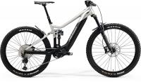 Велосипед MERIDA 2021 eONE-SIXTY 700 MATT TITAN/BLACK