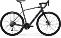 Велосипед MERIDA 2021 eSILEX 400 ANTHRACITE (BLACK)