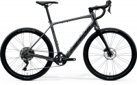 Велосипед MERIDA 2021 eSILEX+ 600 ANTHRACITE (BLACK)