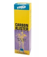 Воск Tоkо Carbon Klister viola 60ml