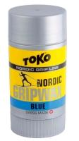 Воск Tоkо Nordlic GripWax blue 25g
