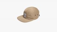 Кепка RACEFACE RF 8 Bit Eye Hat-Khaki-5 panel hat-O/S 2020г