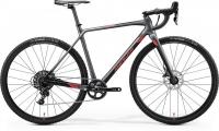 Велосипед Merida MISSION CX 5000 SILK SILVER(RED)