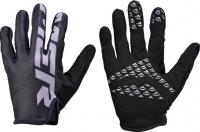 Велоперчатки Merida Glove Trail Black Grey