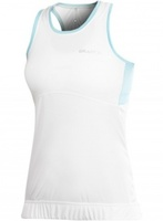 Веломайка Craft AB Singlet Wmn White/surf
