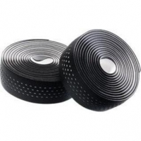 Обмотка руля Merida Bartape Soft W Black w White dots 2100mm 30mm