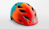 Шлем MET Elfo Orange Rayban/Glossy