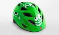 Шлем MET Elfo green monsters