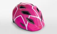 Шлем MET Elfo pink stars