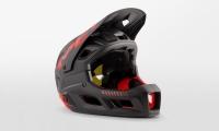 Шлем MET PARACHUTE MCR MIPS CE BLACK RED | MATT