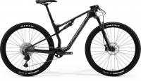 Велосипед MERIDA 2021 NINTY-SIX RC 5000 ANTHRACITE(BK/SILVER)