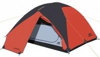 Палатка Hannah Covert 3 WS, mandarin red/dark shadow