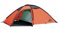 Палатка Hannah Sett 3, mandarin red