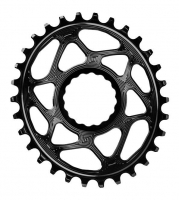 Звезда овальная RaceFace CHAINRING,CINCH DM OVAL black