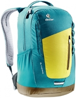 Рюкзак Deuter StepOut 16 цвет 8304 neon-petrol
