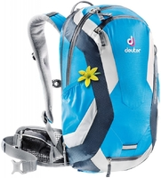 Рюкзак Deuter Superbike 14 EXP SL цвет 3312 turquoise-midnight