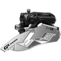 Перемикач передній Sram AM FD GX 2X10 LO DM 34T DUAL PULL